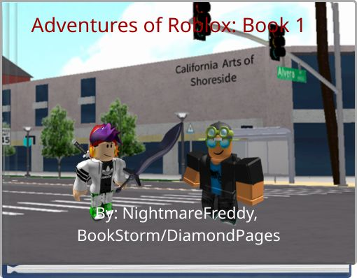 Adventures of Roblox: Book 1