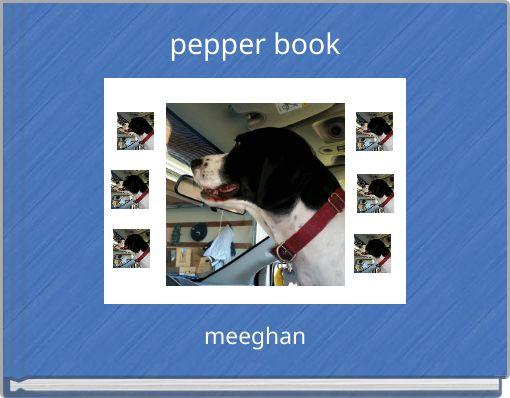 pepper book