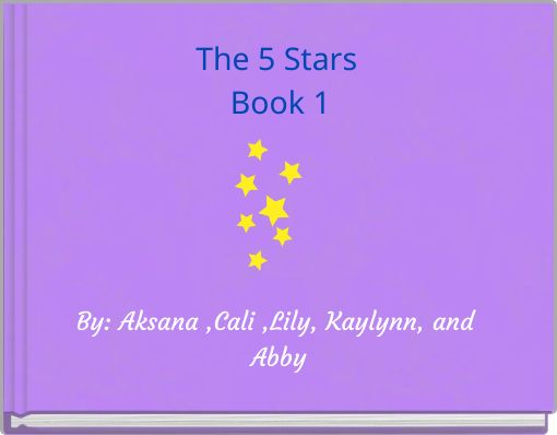 The 5 Stars Book 1
