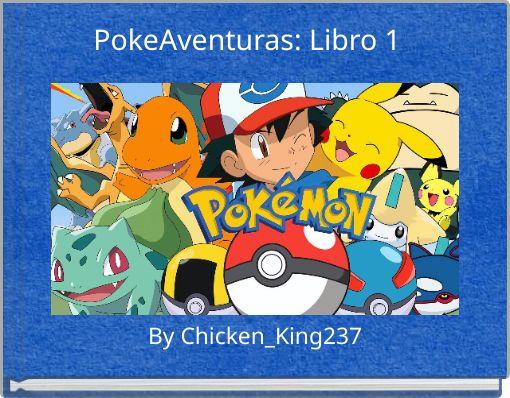 PokeAventuras: Libro 1