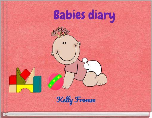 Babies diary