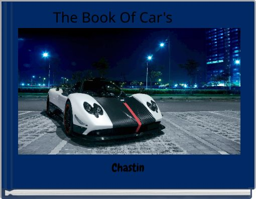 The Book Of Car's