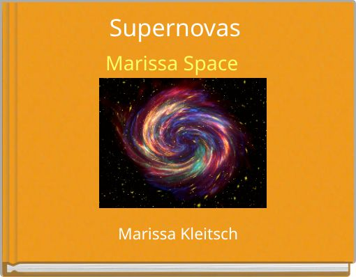 SupernovasMarissa Space