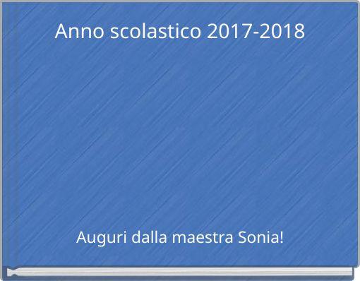 Anno scolastico 2017-2018