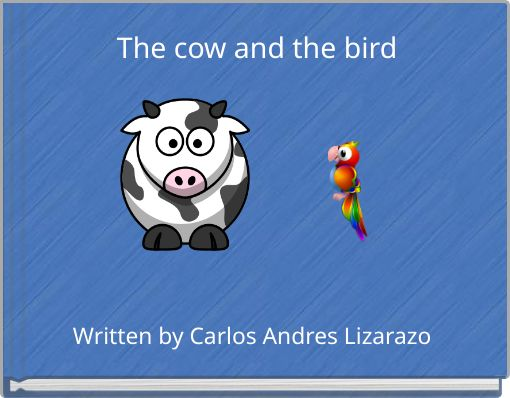 The cow and the bird