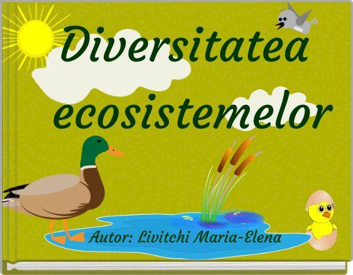 Diversitatea ecosistemelor