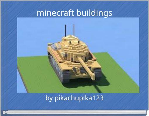 minecraft buildings