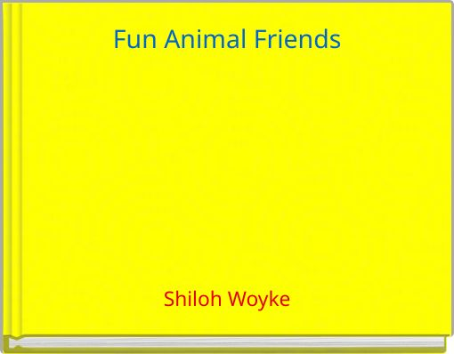 Fun Animal Friends