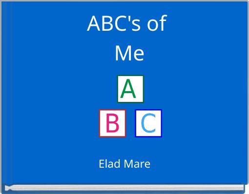ABC's of Me