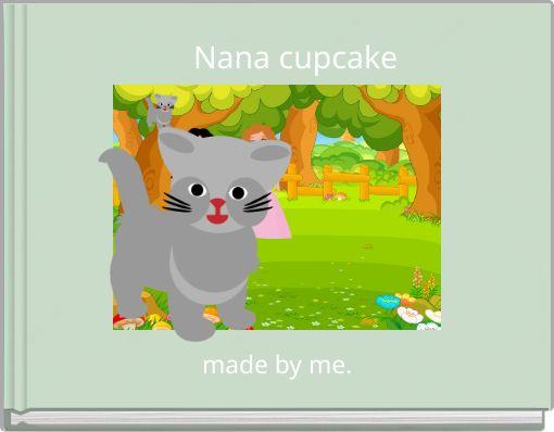 Nana cupcake