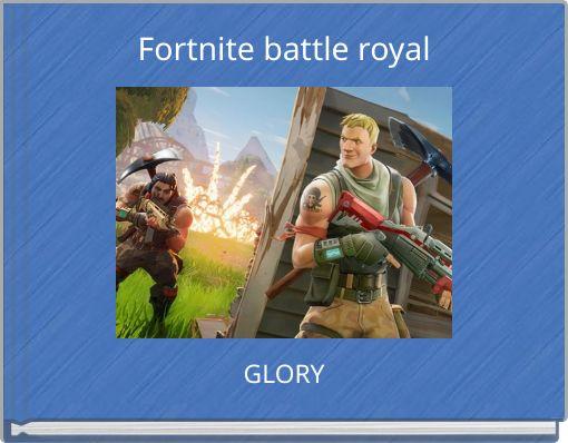 Fortnite battle royal
