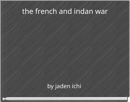 the french and indan war