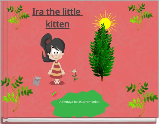 Ira the little kitten