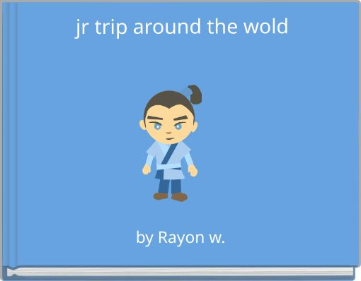 jr trip around the wold