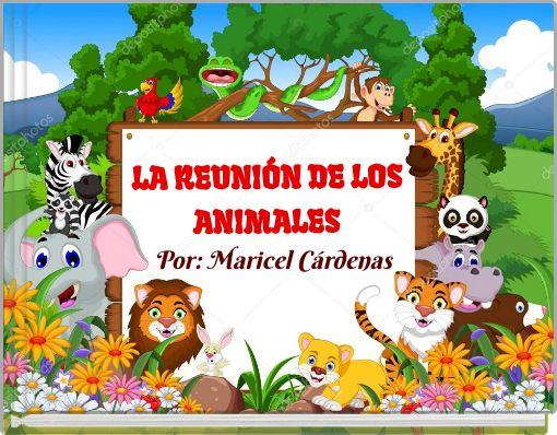 LA REUNIÓN DE LOS ANIMALES