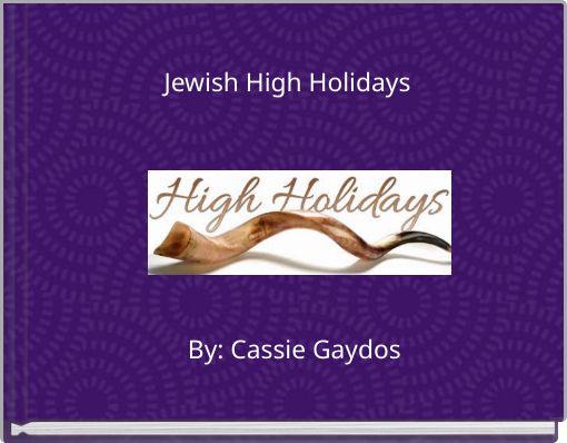 Jewish High Holidays