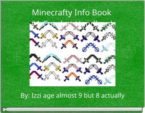 Minecrafty Info Book #1:Combat Handbook