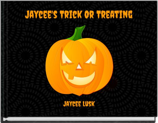 Jaycee's Trick Or Treating