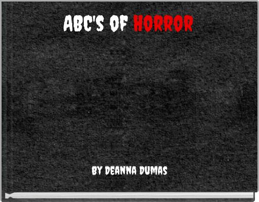 ABC's of Horror