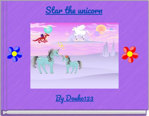 Star the unicorn