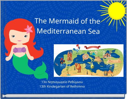 The Mermaid of the Mediterranean Sea