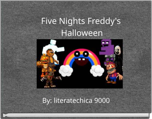 Five Nights Freddy's Halloween