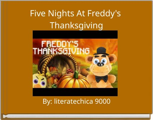 Five Nights At Freddy's Thanksgiving