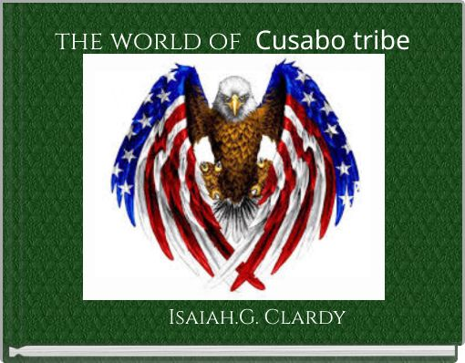 the world of  Cusabo tribe