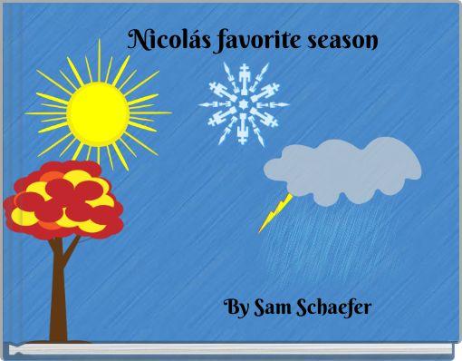 Nicolás favorite season
