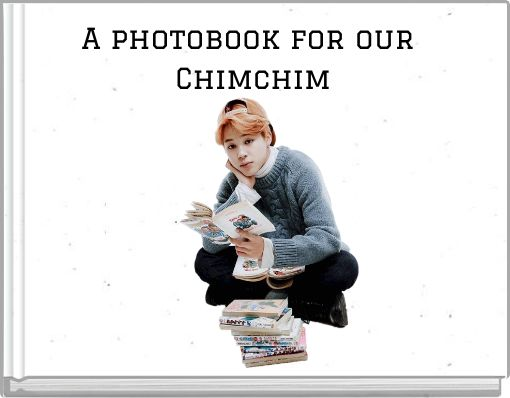 A photobook for our Chimchim