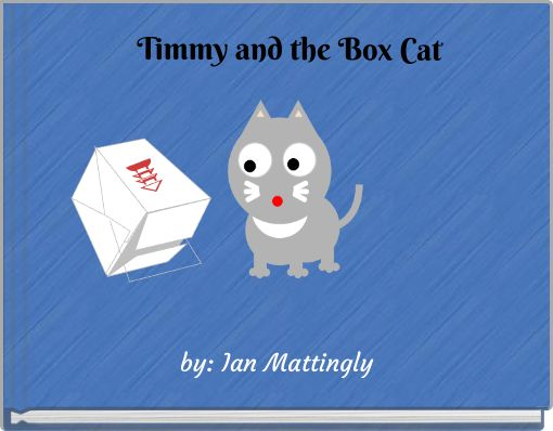 Timmy and the Box Cat