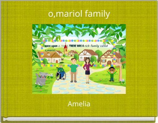 o,mariol  family