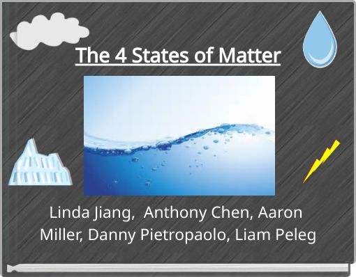 The 4 States of Matter