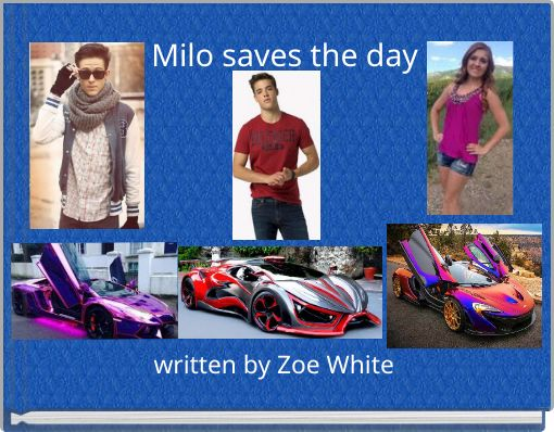 Milo saves the day
