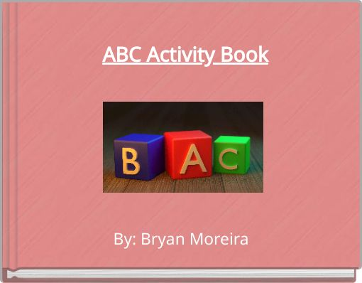 ABC Activity Book