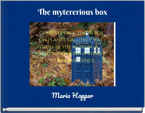 The mytererious box