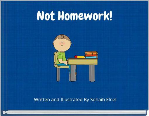 Not Homework!