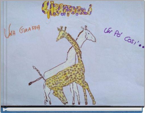 Una giraffa un po' così...