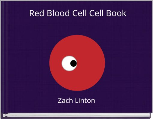 Red Blood Cell Cell Book