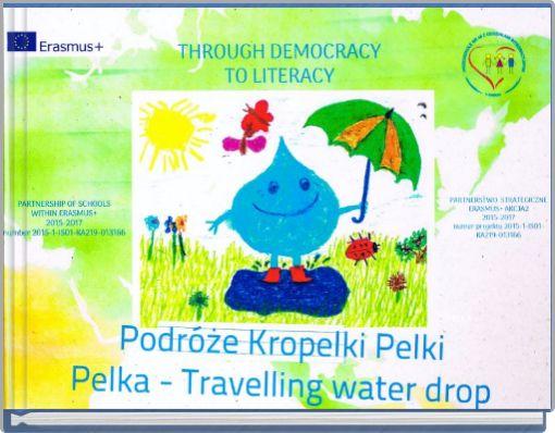 PELKA - TRAVELLING WATER DROP
