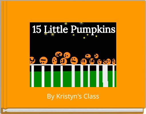 15 Little Pumpkins