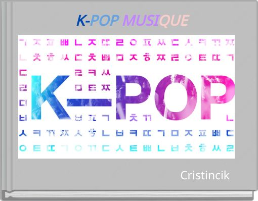 K-POP MUSIQUE