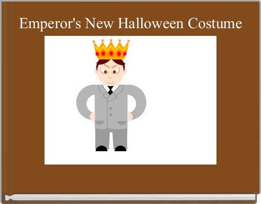 Emperor's New Halloween Costume