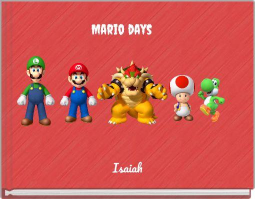 Mario days