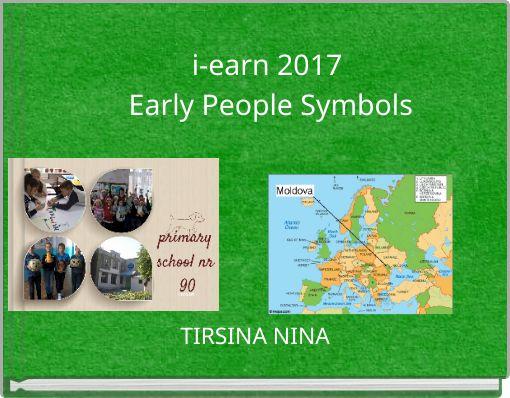 i-earn 2017 Early People Symbols