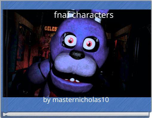 fnaf characters