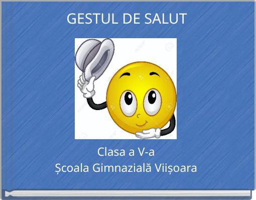 GESTUL DE SALUT