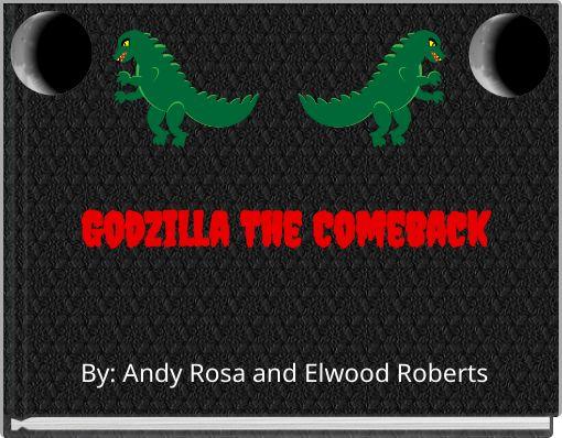 Godzilla The Comeback