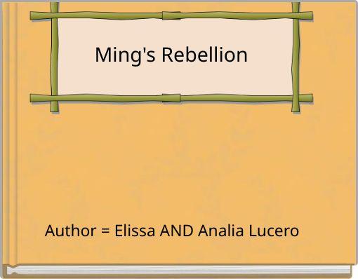 Ming's Rebellion