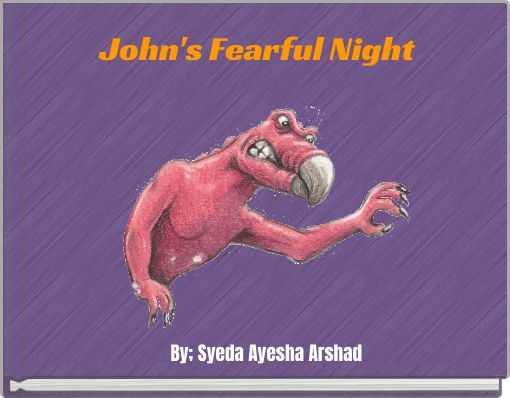 John's Fearful Night